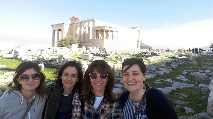 weekend ad Atene