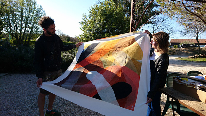 Pop uo! Gluppa street art nelle Marche