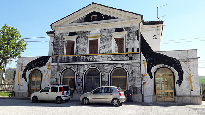 street art Marche
