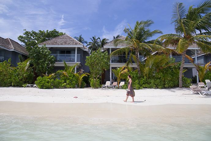 Maldive con bambini