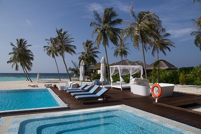 viaggio romantico alle Maldive
