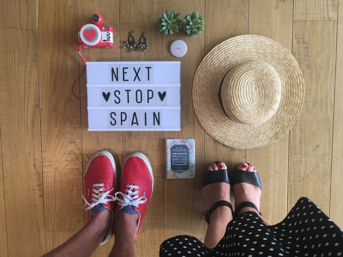 Cosa pensi della Spagna?