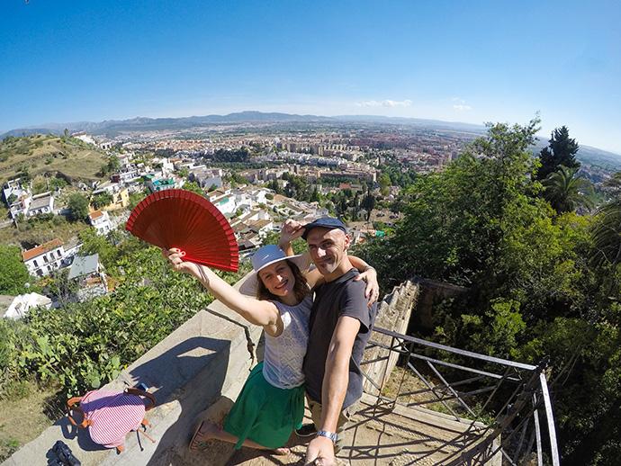 viaggio di coppia a Granada