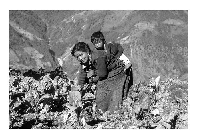 condizione di vita delle donne nepalesi
