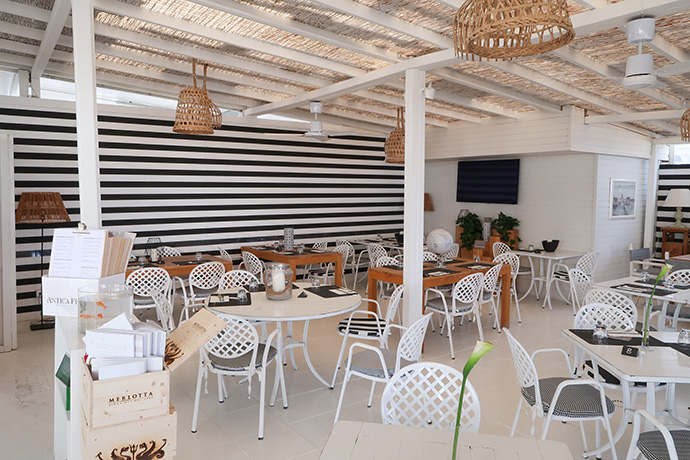 Vacances à Cervia où manger