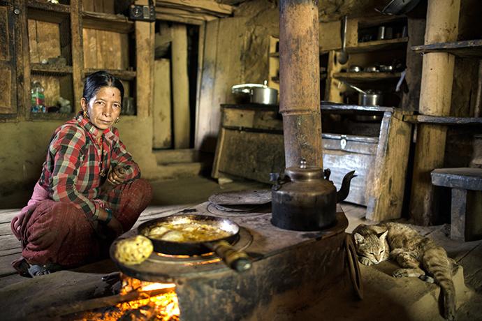 condizione donne nepalesi