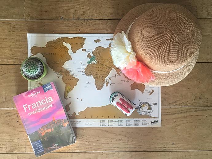 Organizzare un viaggio on the road