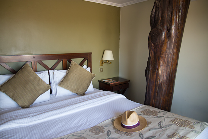 Aberdare National Park Treetops Lodge
