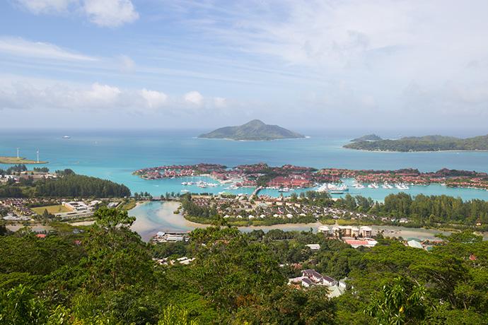 visitare Mahé Seychelles