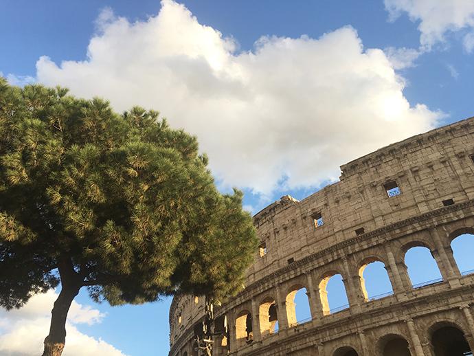 andare a Roma