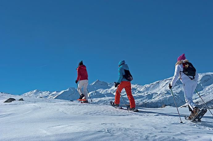 Madesimo Valtellina in inverno