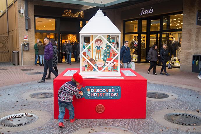 Discover Christmas Castelguelfo