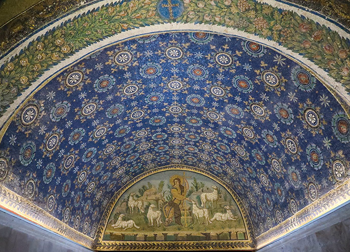 Ravenna: una guida romantica
