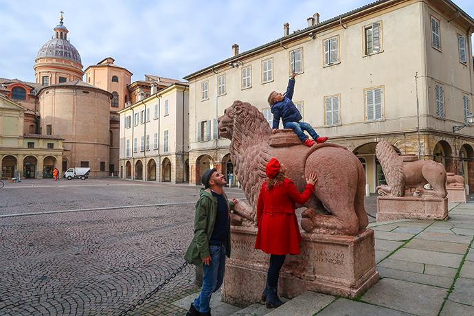 cosa fare a Reggio Emilia con i bambini