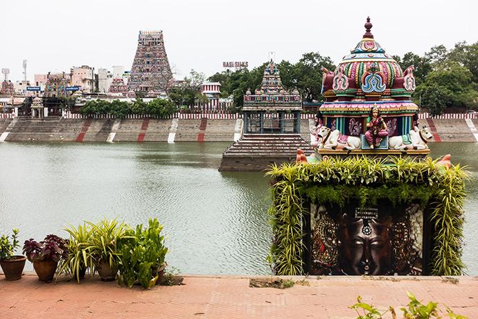 L'india del Tamil Nadu