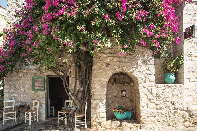 Penisola del Mani Grecia