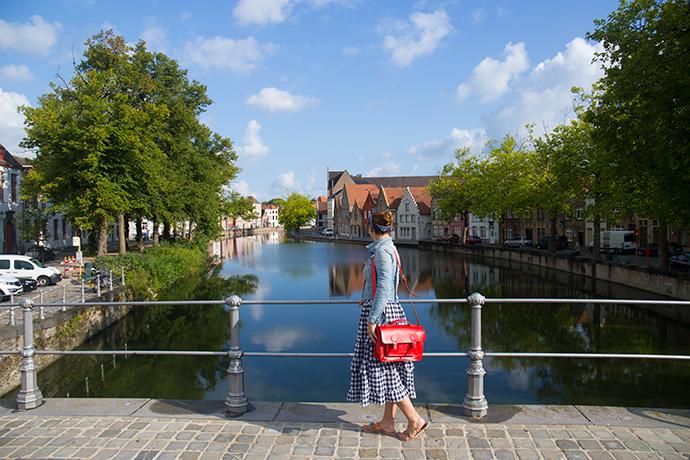 viaggio di gruppo a Bruges