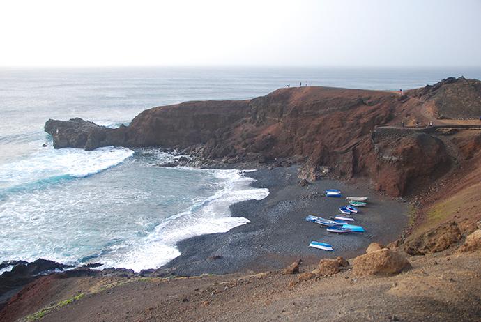 Itinerario di viaggio a Lanzarote