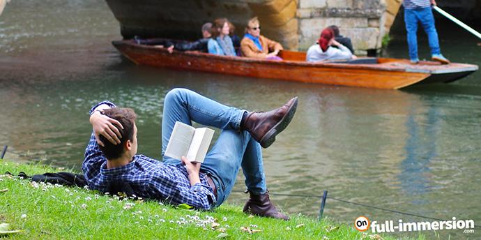 Full-immersion inglese per adulti all'estero