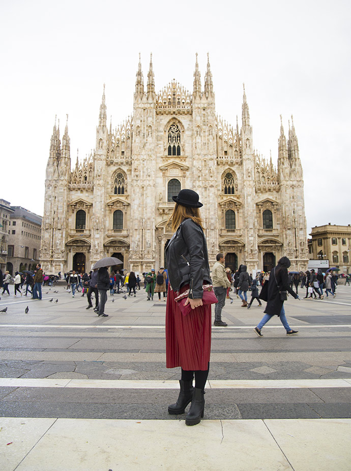 walking tour Milano