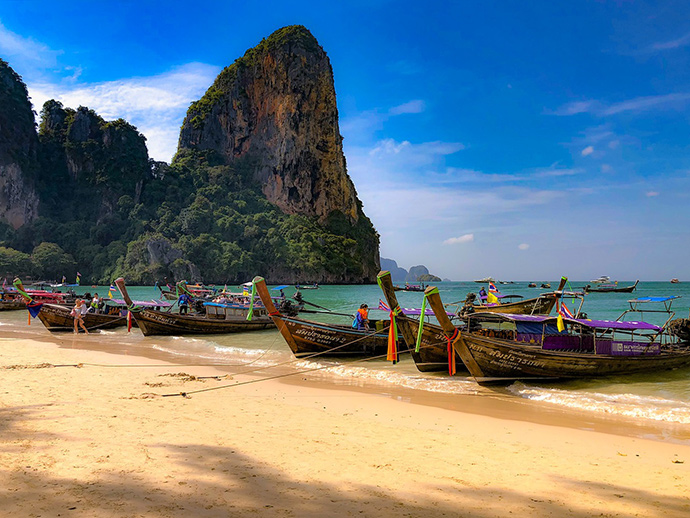 Viaggio in Thailandia con bambini