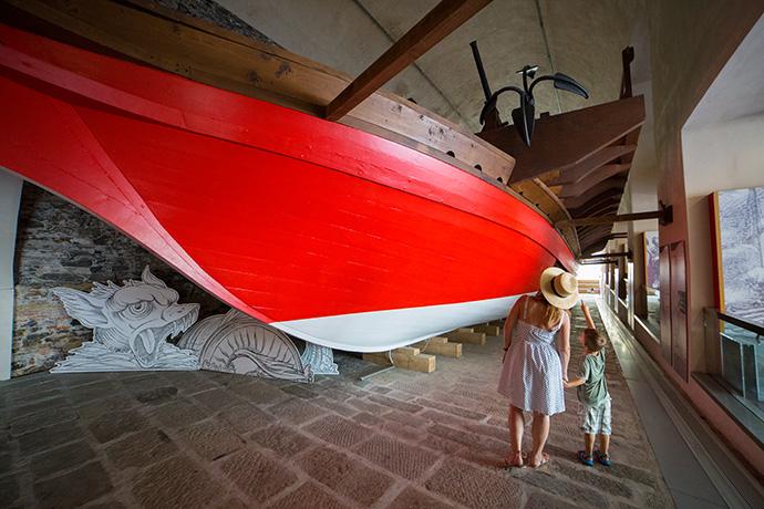 Galata Museo del Mare genova