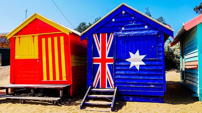 australia in van