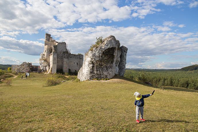 Polonia con i bambini
