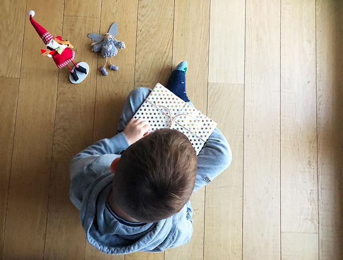 Cosa regalare ad un bambino che ha già tutto?