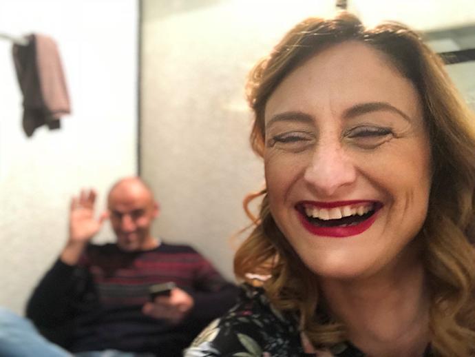 Elisa e Luca Detto Fatto tutor di viaggi