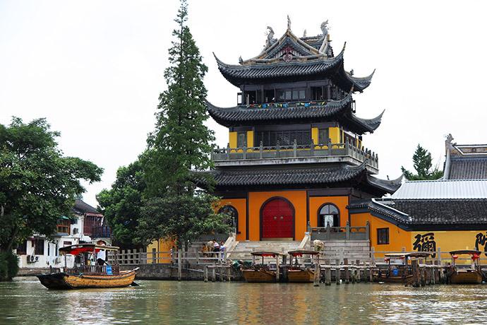 Zhujiajiao, Cina