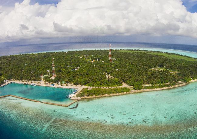 Guesthouse alle Maldive