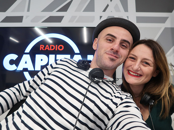 in diretta su Radio Capital