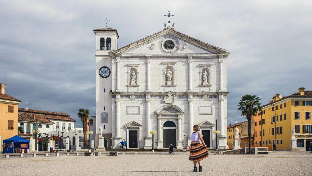 Palmanova Cosa vedere in Friuli