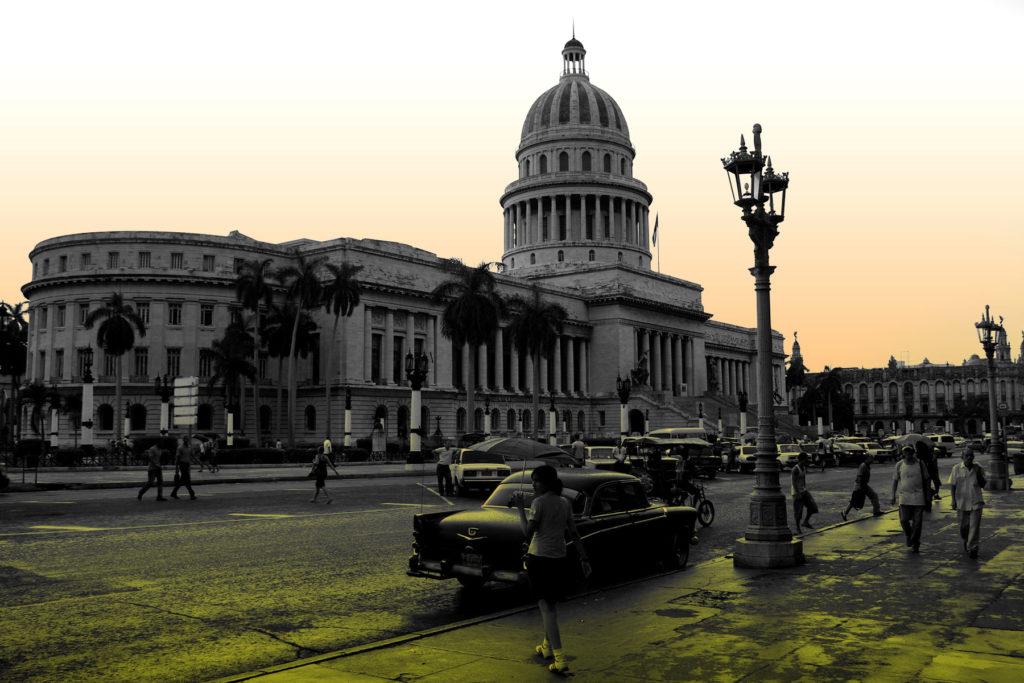 Capitolio L'Avana