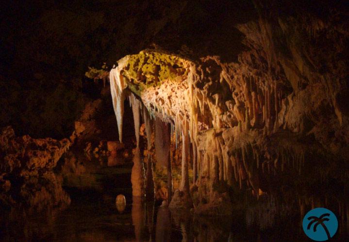 Le cuevas del Drach - Maiorca