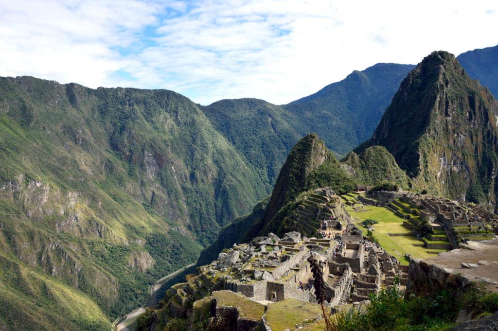 Machu Picchu viaggio in Perù