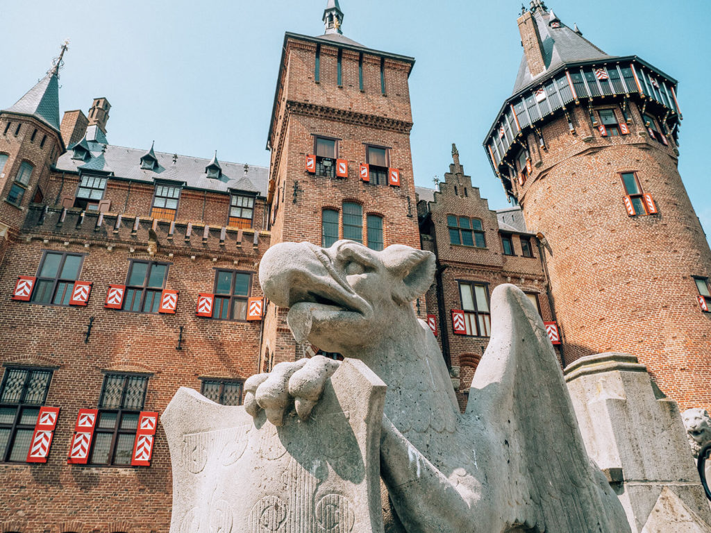 Castello di De Haar cosa vedere