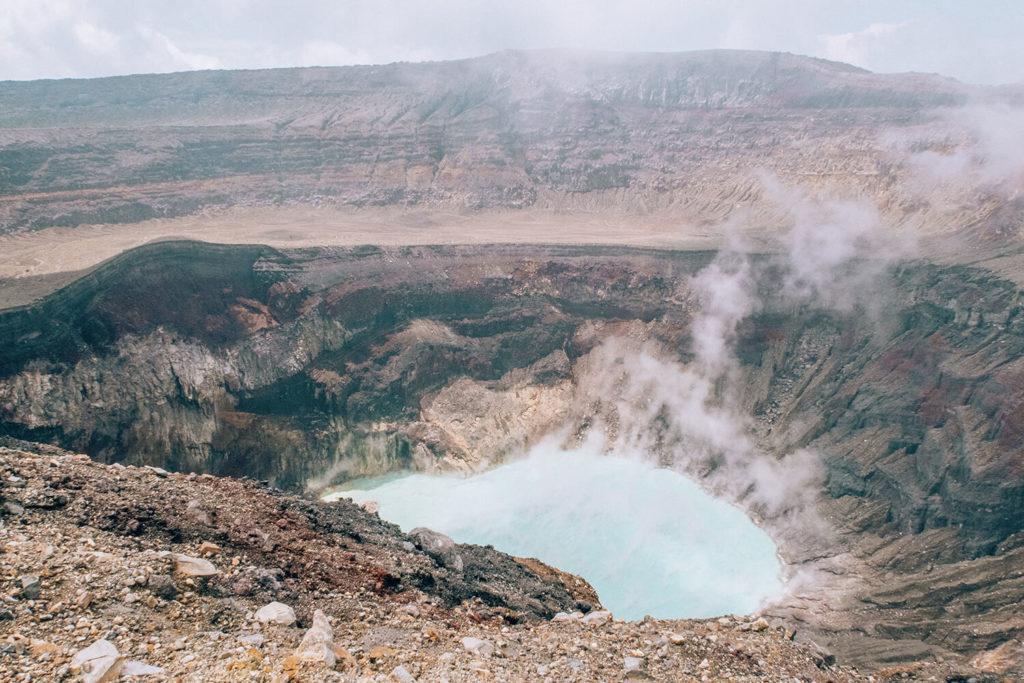da vedere in Centro America Vulcano Santa Ana