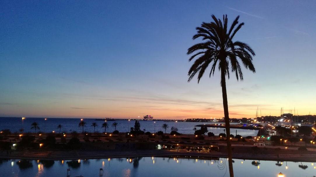 Visitare Maiorca -centro di Palma
