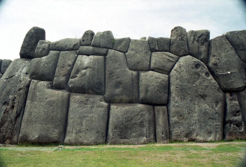 rovine di Sacsayhuamán