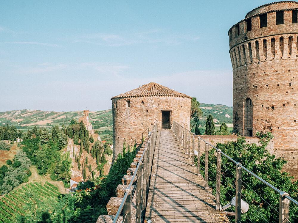 cosa vedere in Romagna Brisighella