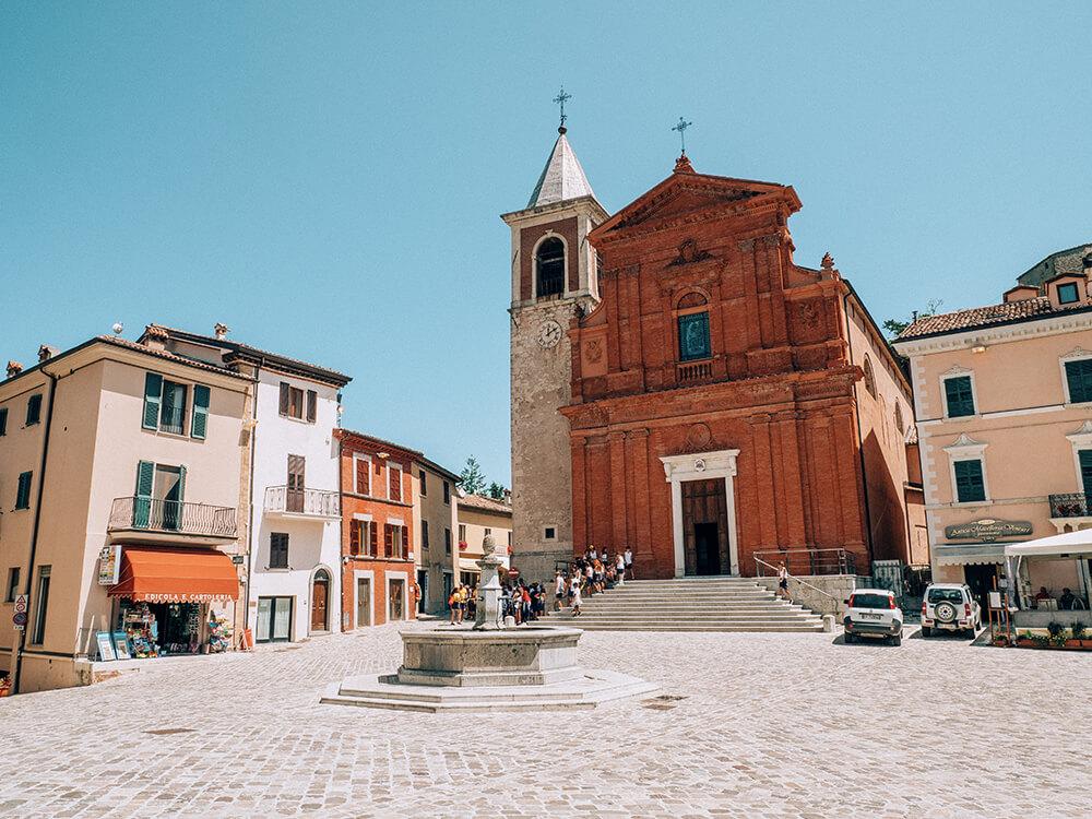 cosa fare in Romagna Pennabilli