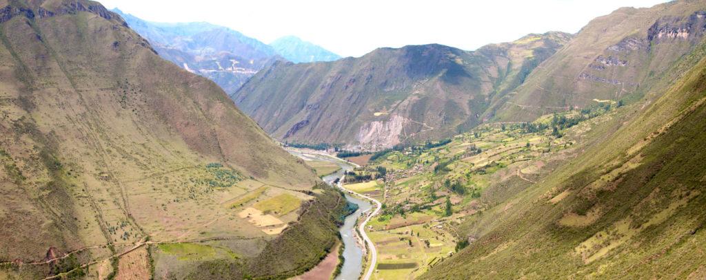 valle sacra urubamba