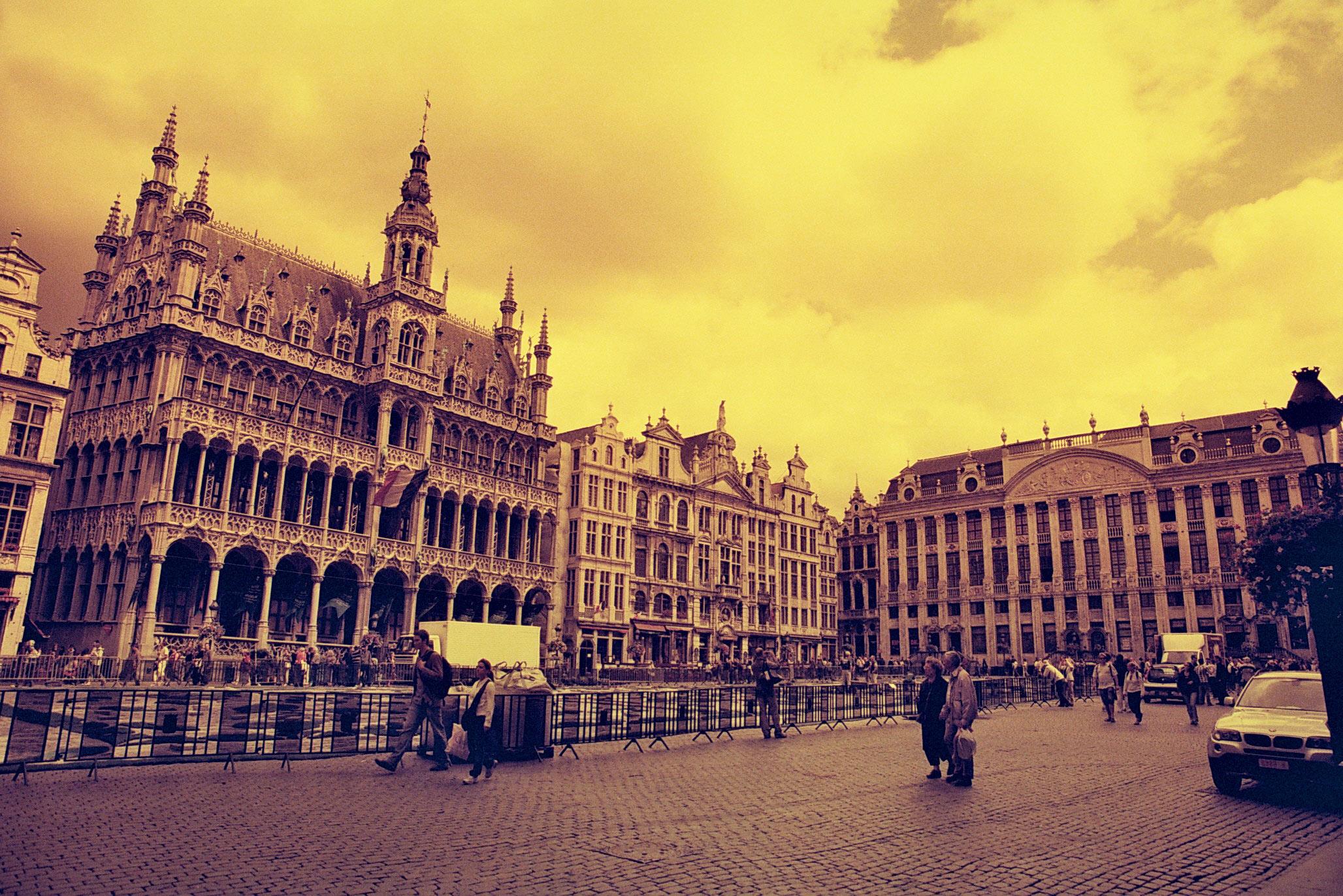 Bruxelles cosa vedere da vero local