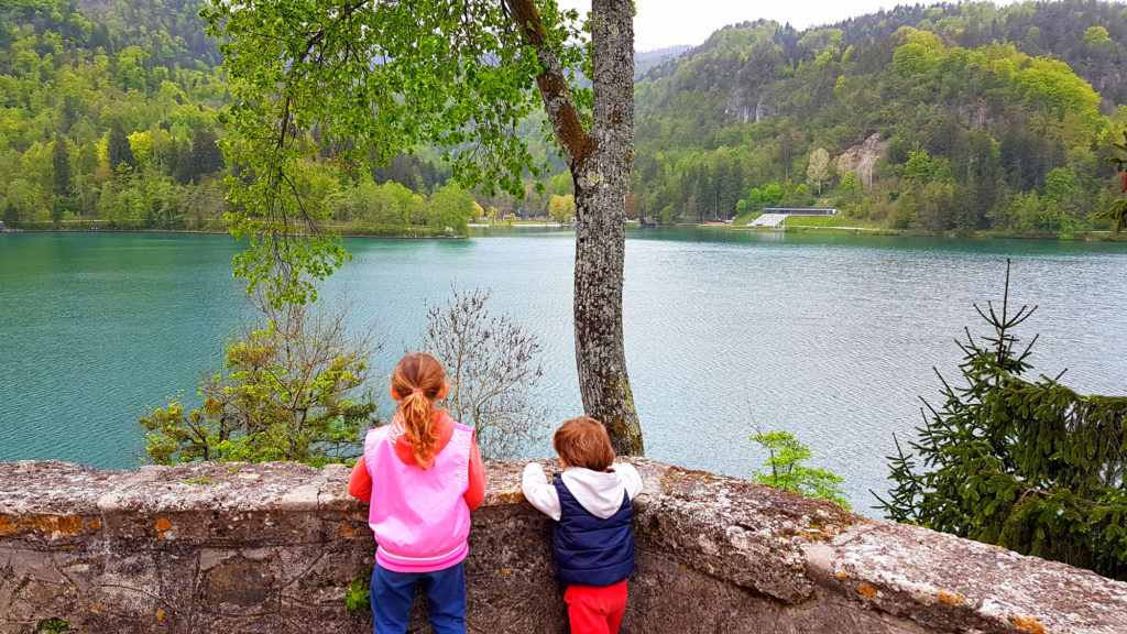 Lago di Bled isola Santa Maria Assunta