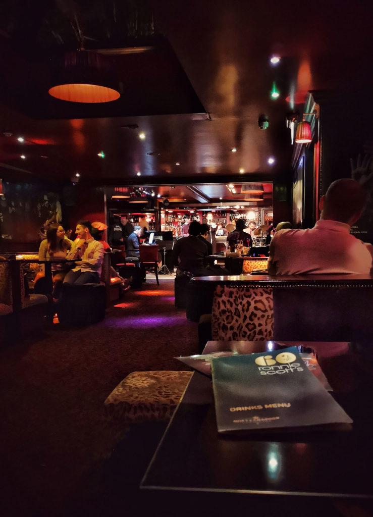 Ronnie Scott's - musica dal vivo a Londra