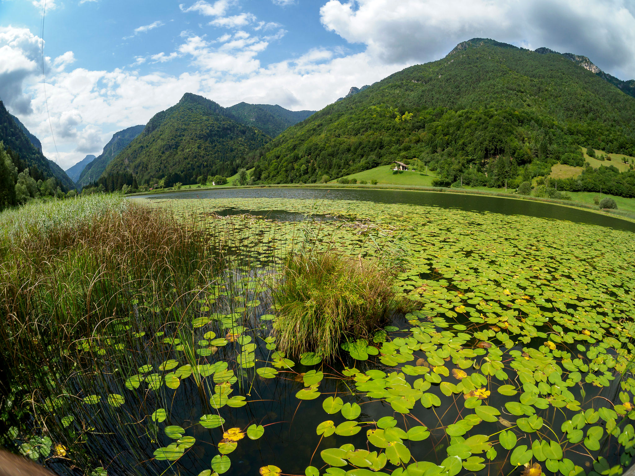 Valle di Ledro - Lago d'Ampola