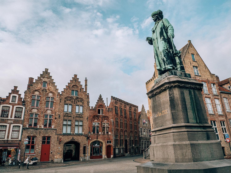Viaggio nelle Fiandre Bruges