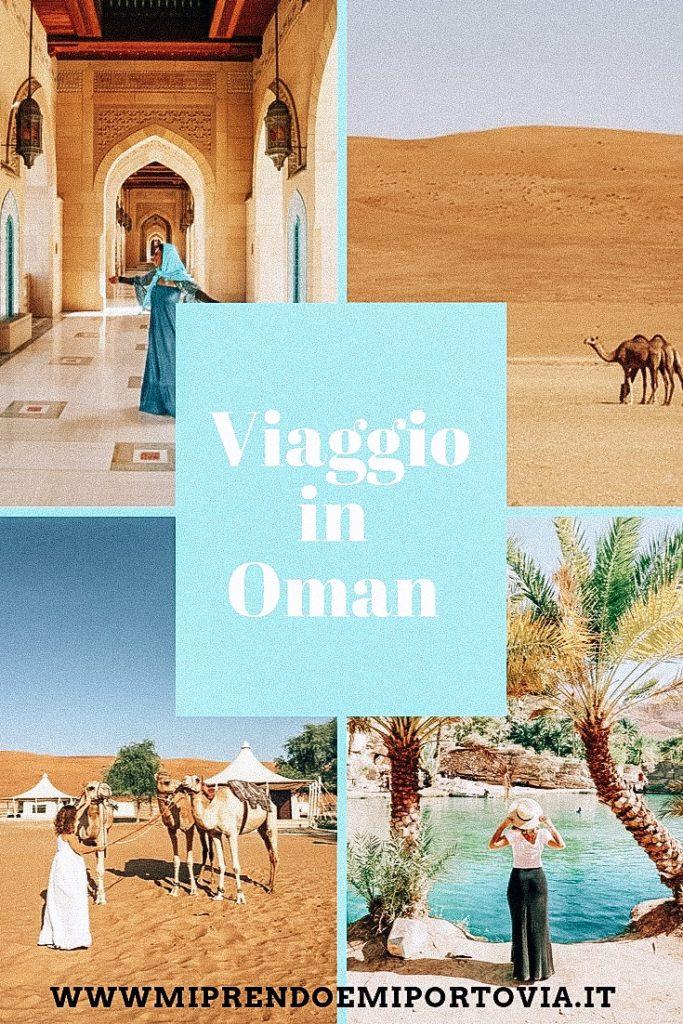 Viaggio in Oman cosa vedere